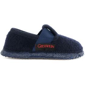 Giesswein Türnberg Slippers Kids, corsica blue
